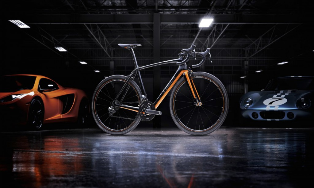 Two wheels, handlebars, pedals. Yup, it's a bike. Wait --- no pedals! $20k and no pedals.