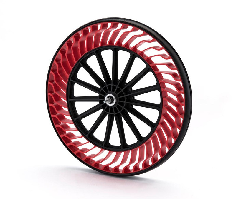 Airless Bike Tire